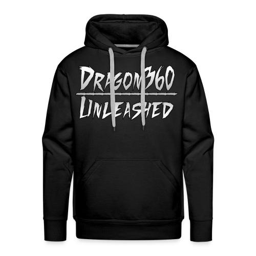 Dragon360 Unleashed Men's Hoodie - Men's Premium Hoodie