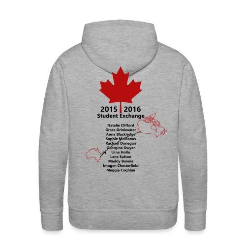 Canada Crew (boys) - Men's Premium Hoodie