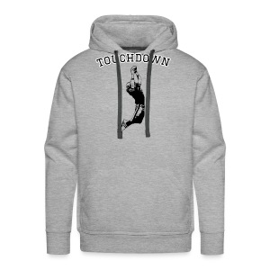Football Touchdown - Men's Premium Hoodie