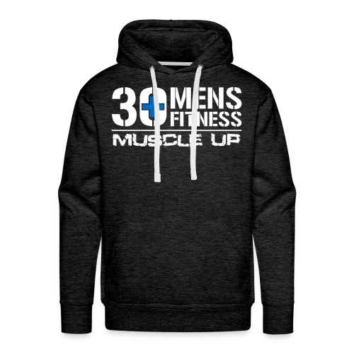 30 Plus Mens Fitness - Men's Premium Hoodie