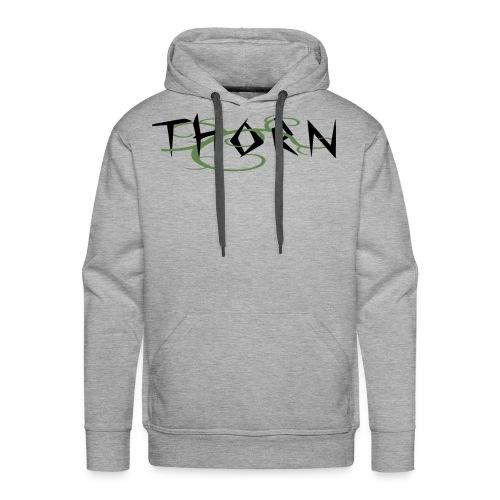Thorn Hoodie - Grey - Men's Premium Hoodie