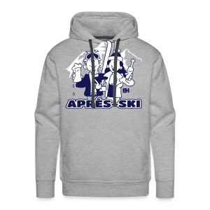 Après-ski party - Men's Premium Hoodie