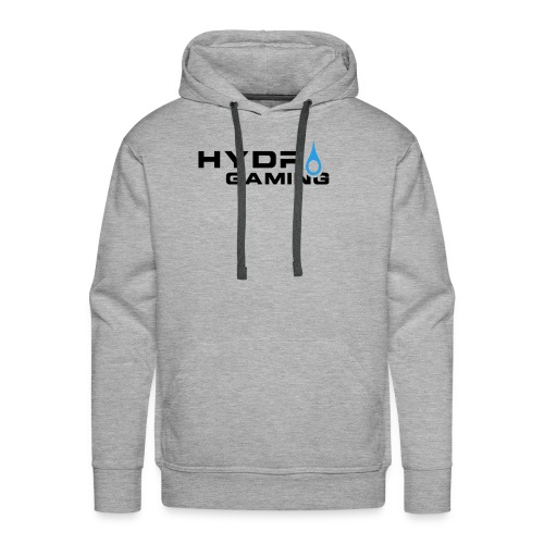 Jacket (Black Logo) - Men's Premium Hoodie