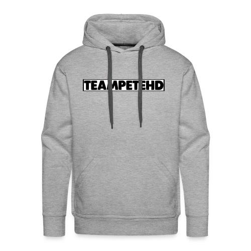 TEAMPETEHD HOODIE! - Men's Premium Hoodie