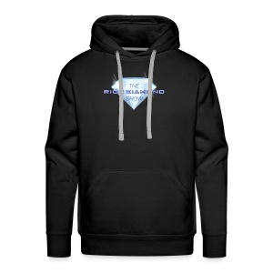The Rick Diamond Show Diamond Hoodie - Men's Premium Hoodie