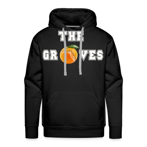 Peeled Groves - Men's Premium Hoodie