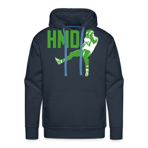 HMD hoodie - Men's Premium Hoodie