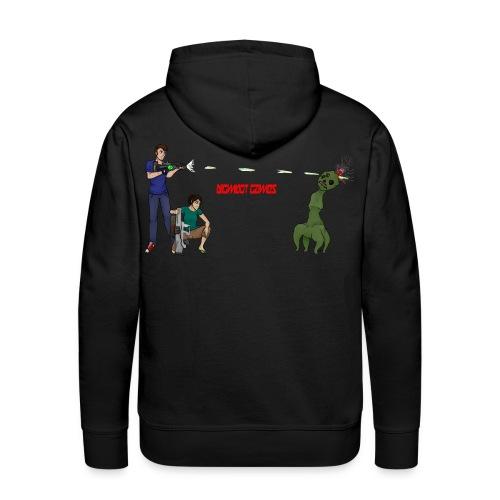 Digmbot Games Premium Hoodie - Men's Premium Hoodie