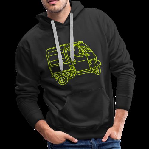 Tricycle Van - Men's Premium Hoodie
