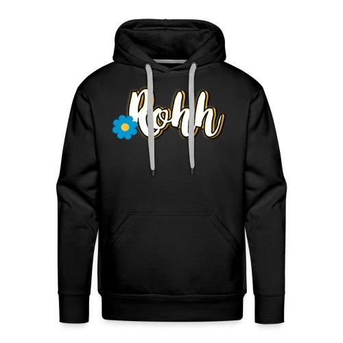 Plain 'Rohh' Hoodie - Men's Premium Hoodie