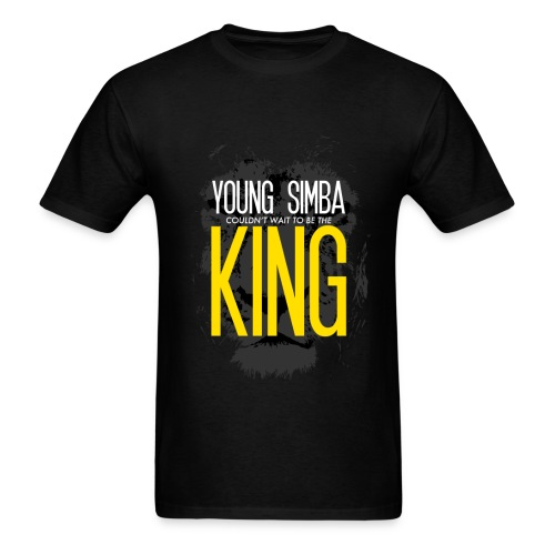 Young Simba Gildan T-Shirt - Men's T-Shirt