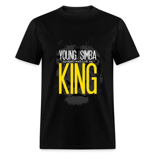 Young Simba Gildan T-Shirt - Men's T-Shirt