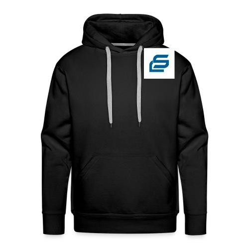 Sly Clan Hoodie Black Logo 2 - Men's Premium Hoodie