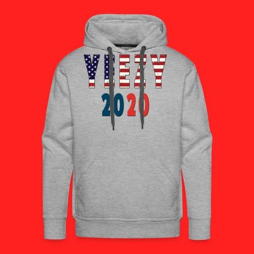 Yeezy Sweatshirt - Men's Premium Hoodie