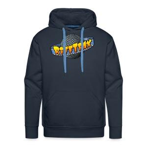 Men's RiffTrax Logo HOODIE - Men's Premium Hoodie
