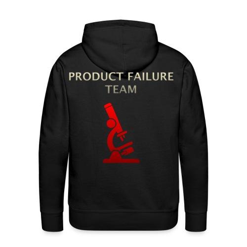 AF Product Failure Men's Sweater - Men's Premium Hoodie