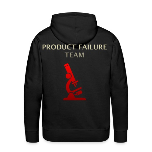AF Product Failure Men's Sweater - Men's Premium Hoodie