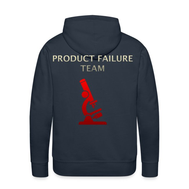 AF Product Failure Men's Sweater