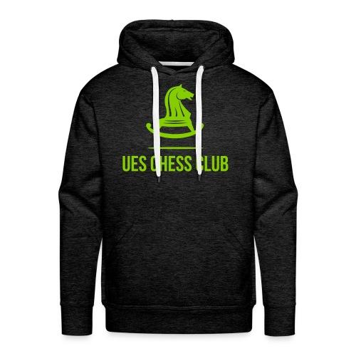 Adult UES Chess Club Hoodie - Men's Premium Hoodie
