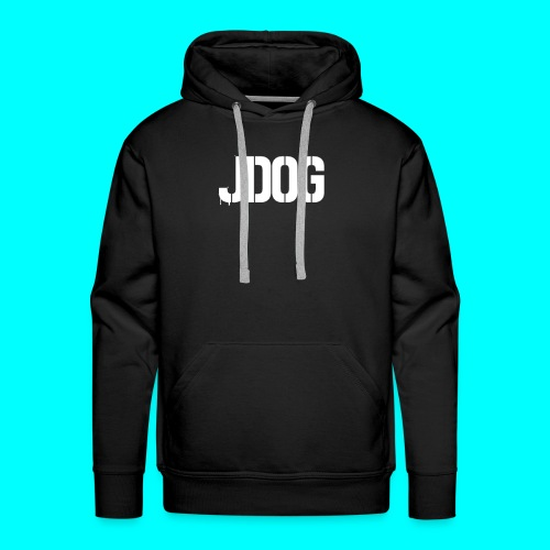 JDOG Hoodie Mens - Men's Premium Hoodie