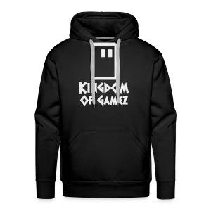 KingdomOfGamez - Hoodie - Men's Premium Hoodie