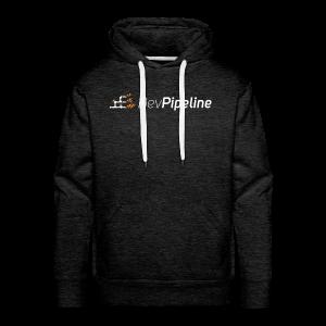 DevPipeline Black Streamline Hoodie - Men's Premium Hoodie