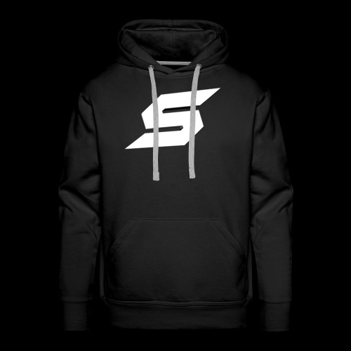 Stereo Logo Sweatshirt - Men's Premium Hoodie