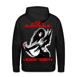 Monster Mayhem 8 - Men's Premium Hoodie