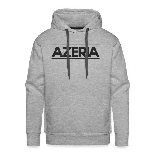 Azeria 'LINES HOODIE' Design - Men's Premium Hoodie