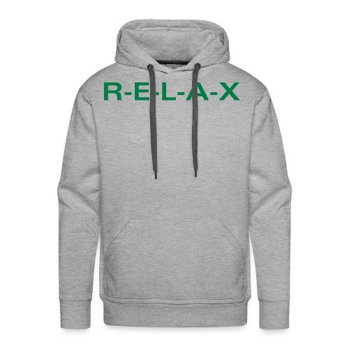 Relax Hoodie - Men's Premium Hoodie