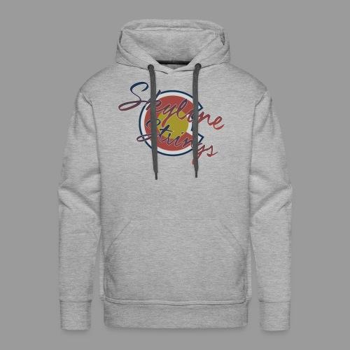 """""""Sunset Logo"""" - Hoodie - Men's Premium Hoodie"""