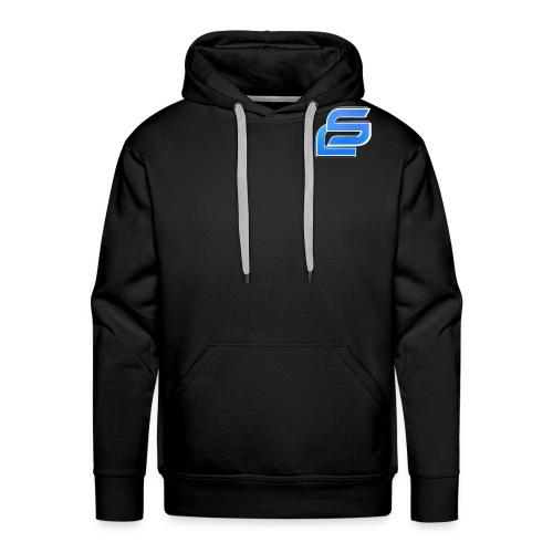 SlyClan Hoodie Black - Men's Premium Hoodie