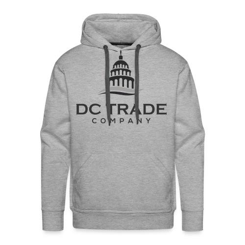 DC Trade Company and Flag Sweatshirt - Men's Premium Hoodie