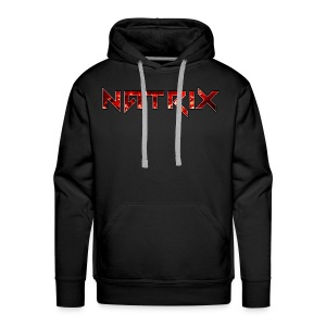 Natrix Men's Premium Hoodie - Men's Premium Hoodie
