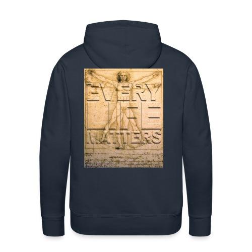 Every Life Matters T-shirt - Men's Premium Hoodie