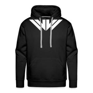 V7 - No Zip - Mirror / Designer - Men's Premium Hoodie