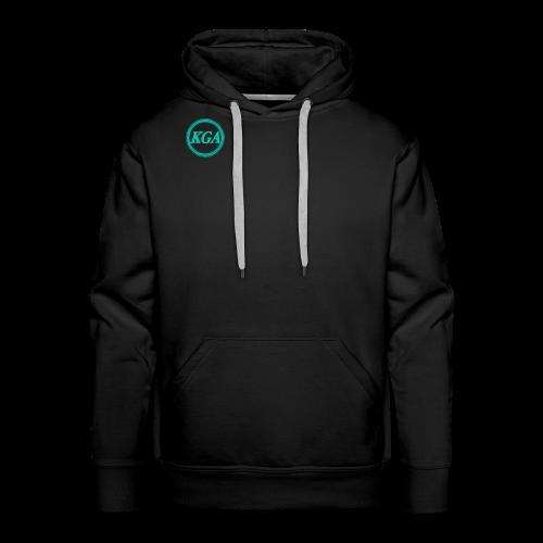 KGA men's hoodie - Men's Premium Hoodie