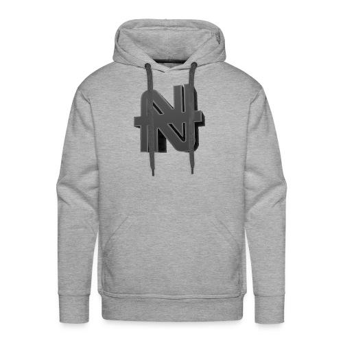 Natural Hoodie (Premium) - Men's Premium Hoodie