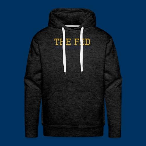 The Fed - Men's Premium Hoodie