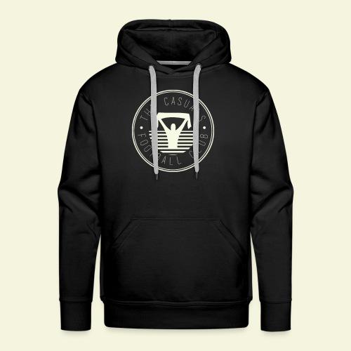 Simplistic TCFC Hoodie. - Men's Premium Hoodie
