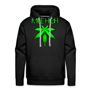 Mile High - Men's Premium Hoodie