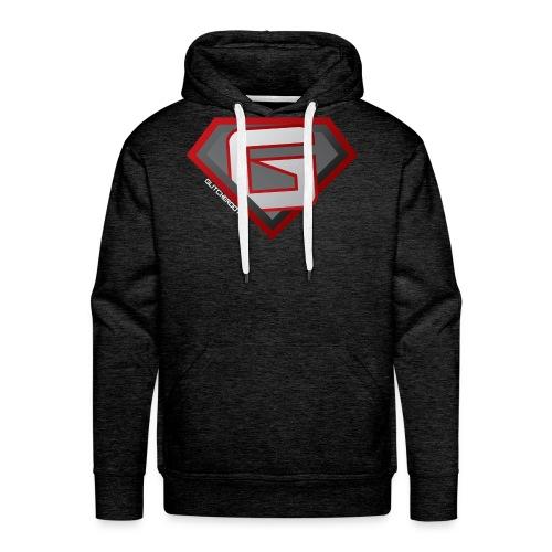 SuperGlitch Hoodie - Men's Premium Hoodie