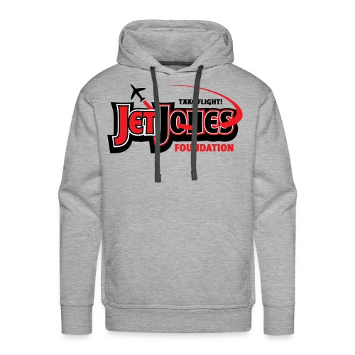 JetJones Foundation Men's Logo Sweatshirt - Men's Premium Hoodie