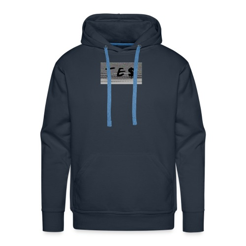 Nick Tesla For BV Hooded Sweatshirt - Men's Premium Hoodie