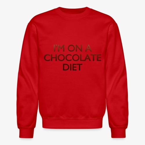 Chocolate Diet - Crewneck Sweatshirt
