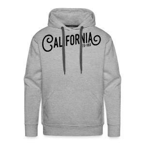 California - Men's Premium Hoodie