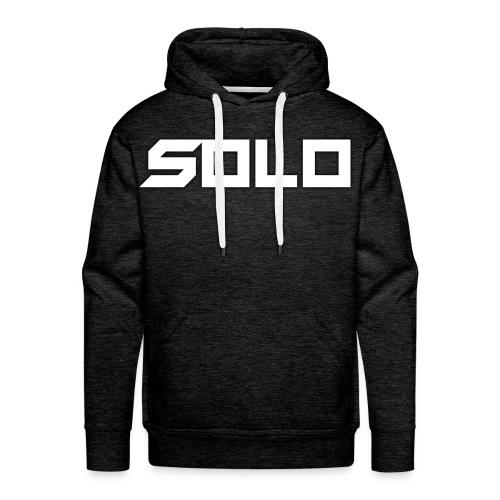 SOLO HOODIE - Men's Premium Hoodie