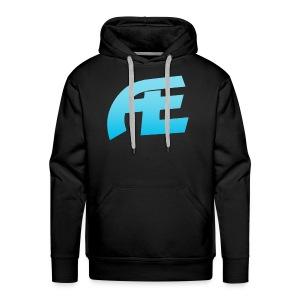 AE: Men's Premium Hoodie (Black) - Men's Premium Hoodie
