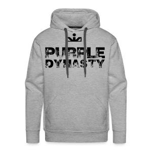 Purple Dynasty Hoodie - Men's Premium Hoodie
