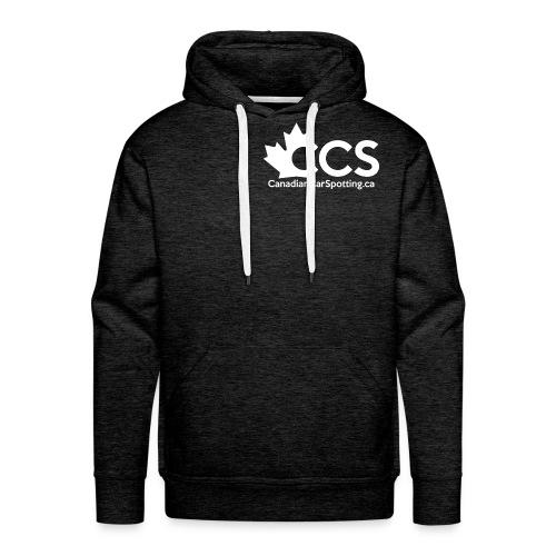 Charcoal CCS Hoodie - Men's Premium Hoodie